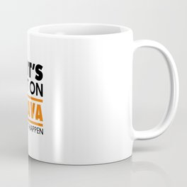 If it's not on strava it didn't happen Coffee Mug