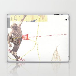 """going nowhere fast"" Laptop & iPad Skin"
