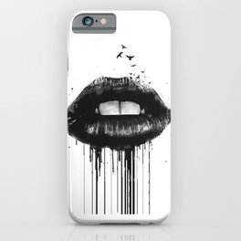 Dead Love iPhone Case