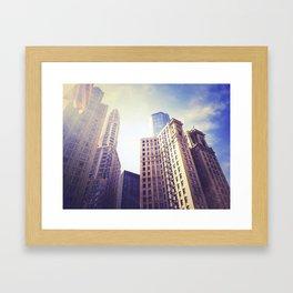ant's view Framed Art Print