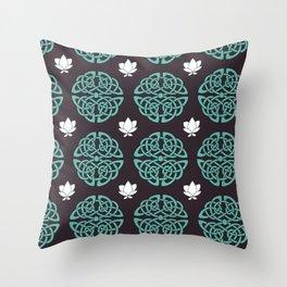 Celtic Knot Throw Pillow