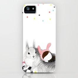 The Squirrel iPhone Case