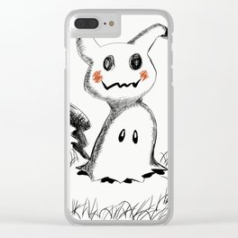 Wild Mimikyu Clear iPhone Case