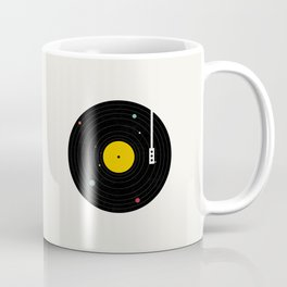 Music, Everywhere Coffee Mug