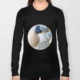 Just Sea Shells Long Sleeve T-shirt