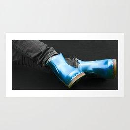 Clogs Art Print