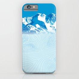 Mt. Alyeska Alaska iPhone Case
