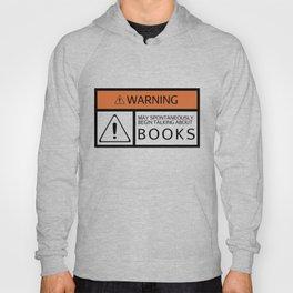 WARNING: Books Hoody