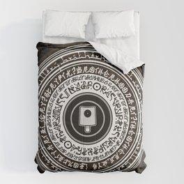 HustleHarder02 Comforters