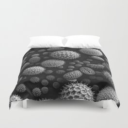 Miscellaneous Pollen Duvet Cover