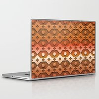 copper Laptop & iPad Skins featuring Copper by Lyle Hatch