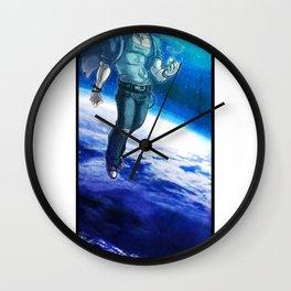 Ornithopter Wall Clock