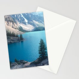 Canadian Serenity: Moraine Lake Stationery Cards