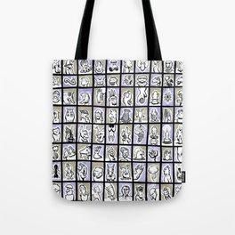 ZOO3 Tote Bag