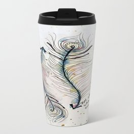 Not All Who Wander Are Lost Feather Arrows Travel Mug