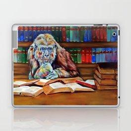 Ishmael- homage to Daniel Quinn Laptop & iPad Skin