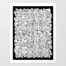 Sweaty Palms Art Print
