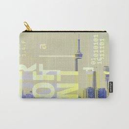 GLITCH CITY #15: Toronto Carry-All Pouch