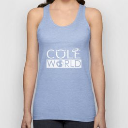 J. Cole Born Sinner COLE WORLD  Unisex Tank Top