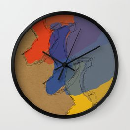 Modern(s) Wall Clock