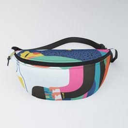 The Planists (Blue version) Fanny Pack