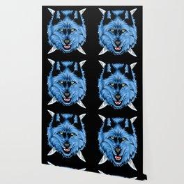 Dagger Wolf Wallpaper