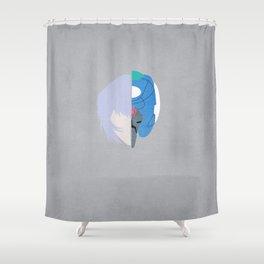 Rei Shower Curtain