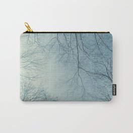The Trees - Hazy n' Blue Carry-All Pouch