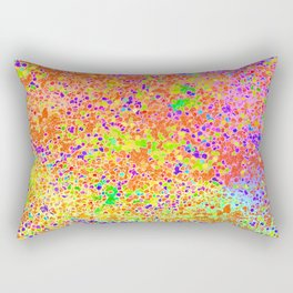 Confettimosaic Rectangular Pillow