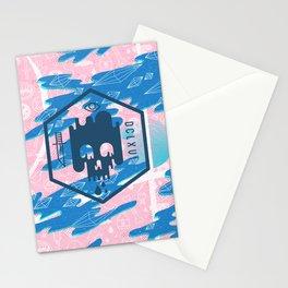 DCLXVI Stationery Cards