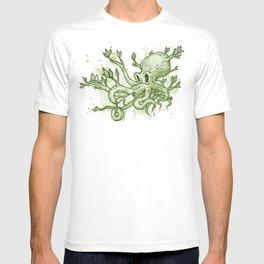 Octopus Tree T-shirt