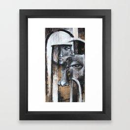 The Gestalt Effect Framed Art Print