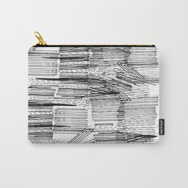 Polyharmonic Carry-All Pouch