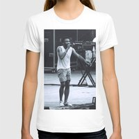 childish gambino T-shirts featuring gambino can sing (Childish Gambino) by bryantwashere