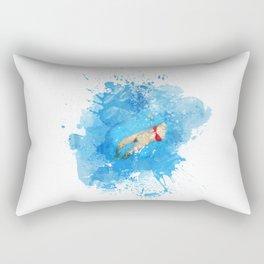 Venusian Shores Rectangular Pillow