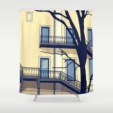 Chiado #1 Shower Curtain