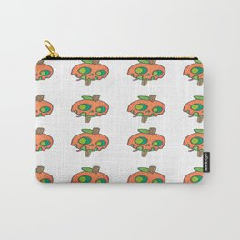 Mini toffee apple skull Carry-All Pouch