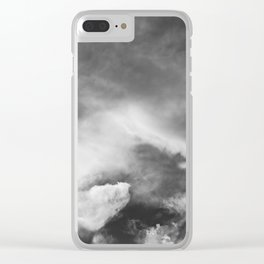 Brewing Storm II Clear iPhone Case