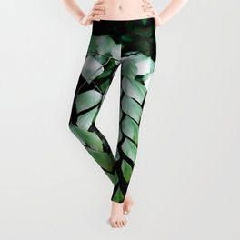 Diamond Maidenhair Leggings
