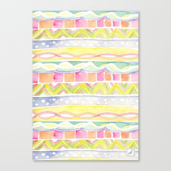 Beach_Bracelets_Canvas_Print_by_susanhughes
