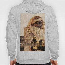 Rock Star Sloth 2# Hoody