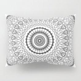 Mandala #7 Pillow Sham