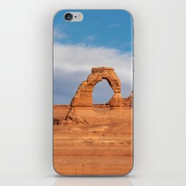 Delicate Arch 0415 - Arches National Park, Moab, Utah iPhone Skin