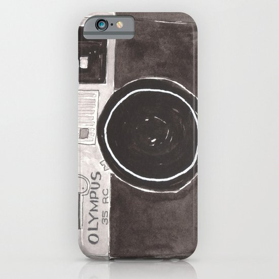 My Camera, Your Camera iPhone & iPod Case