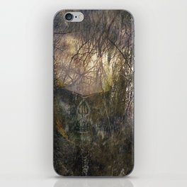 Badlands II iPhone Skin