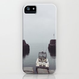 At Port iPhone Case