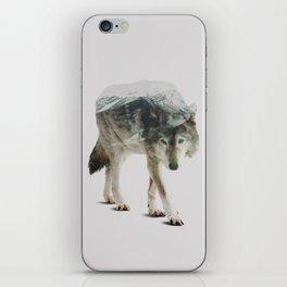 Winter Hunter iPhone Skin