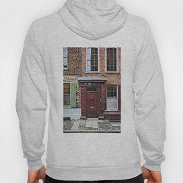 London England Architecture. Jack The Ripper Neighborhood. Hoody