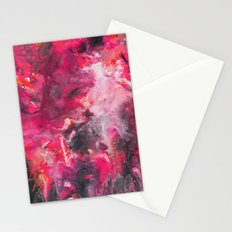 Pour Ultraviolet Pink Stationery Cards