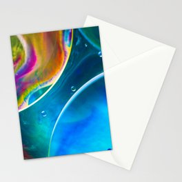 Bubbling Stationery Cards